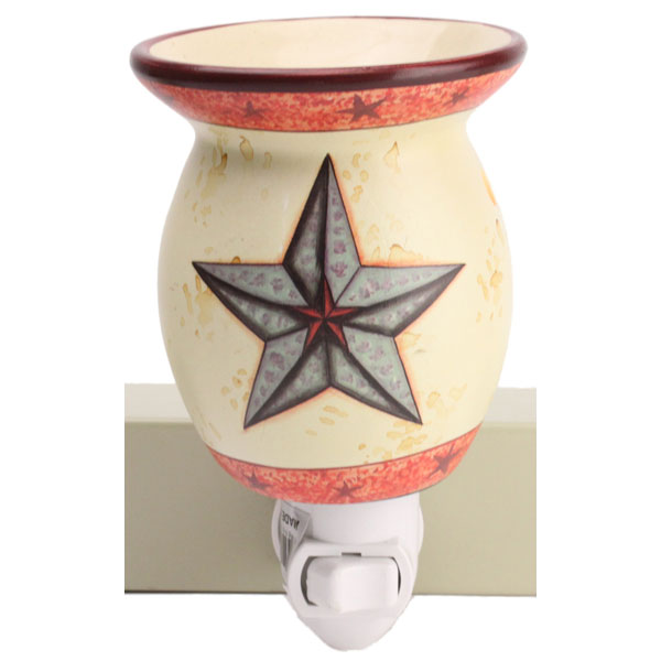 STAR NIGHT LIGHT WAX MELTER