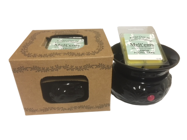 BLACK WARMER W/ LEMON POUND MELT UPC# 813542027295