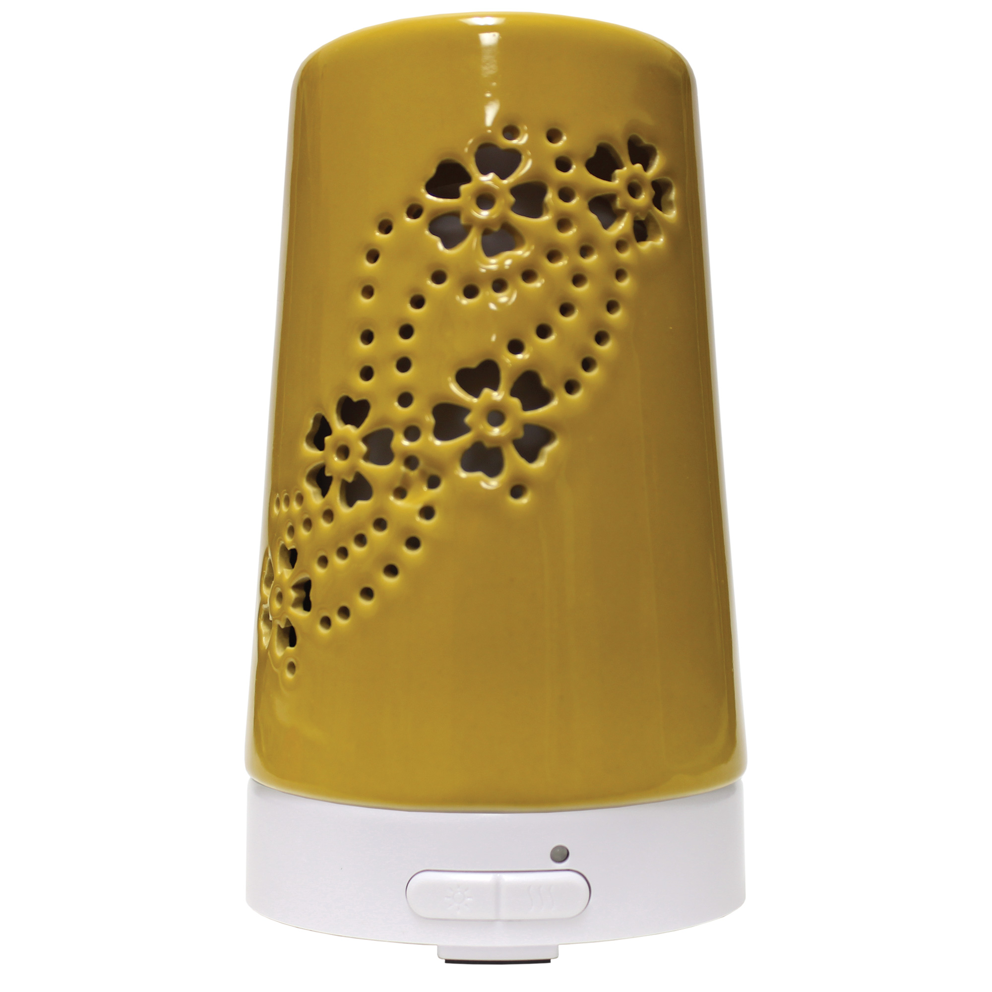 WHISPERING FLOWERS ULTRASONIC OIL DIFFUSERUPC# 674623018058