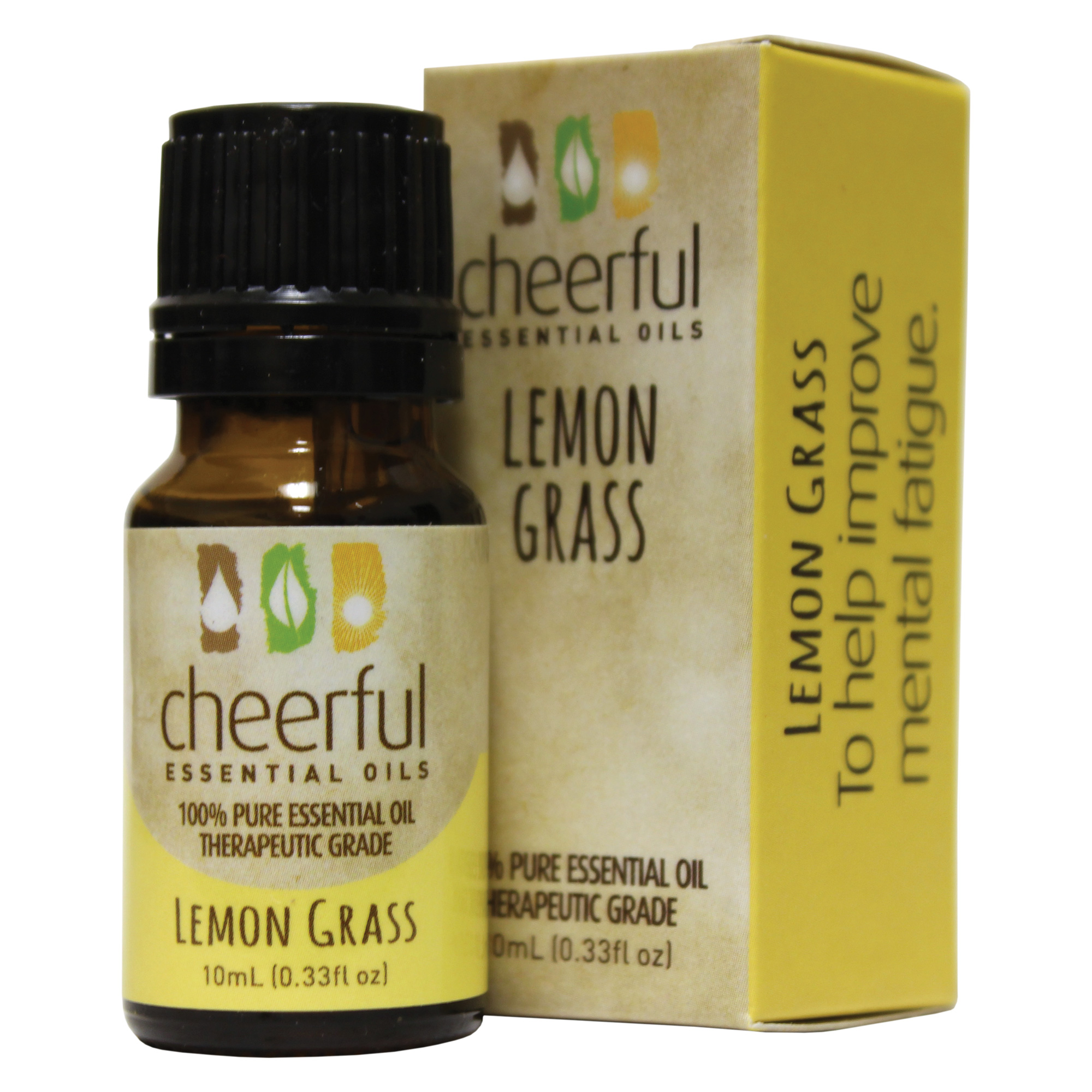 LEMON GRASS ESSENTIAL OIL 10 ML UPC# 674623018133