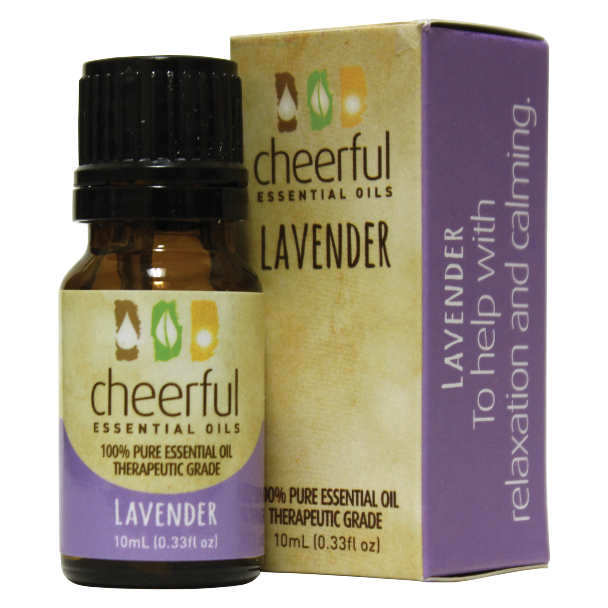 LAVENDER ESSENTIAL OIL 10 ML UPC# 674623018140