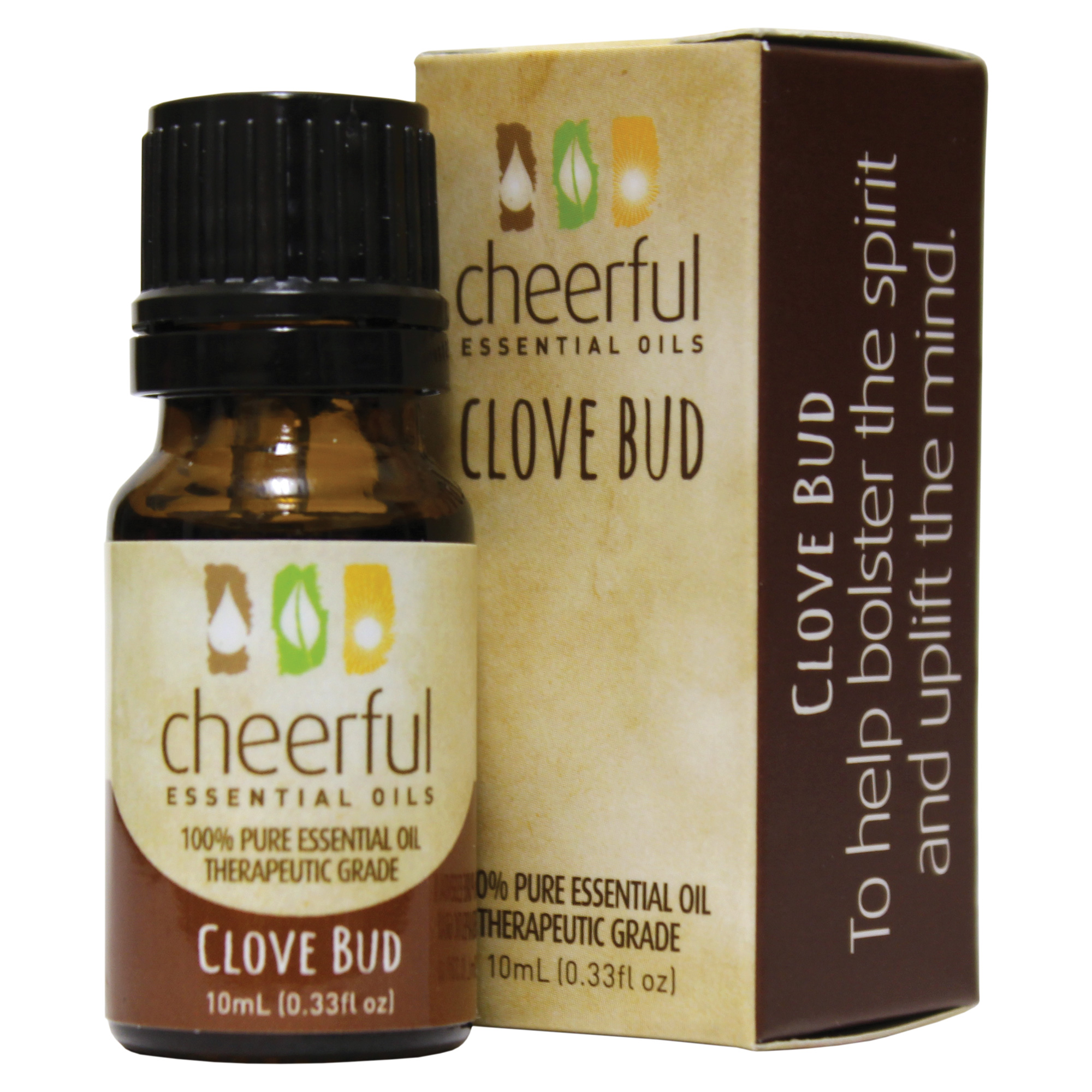 CLOVE BUD ESSENTIAL OIL 10 ML UPC# 674623018188