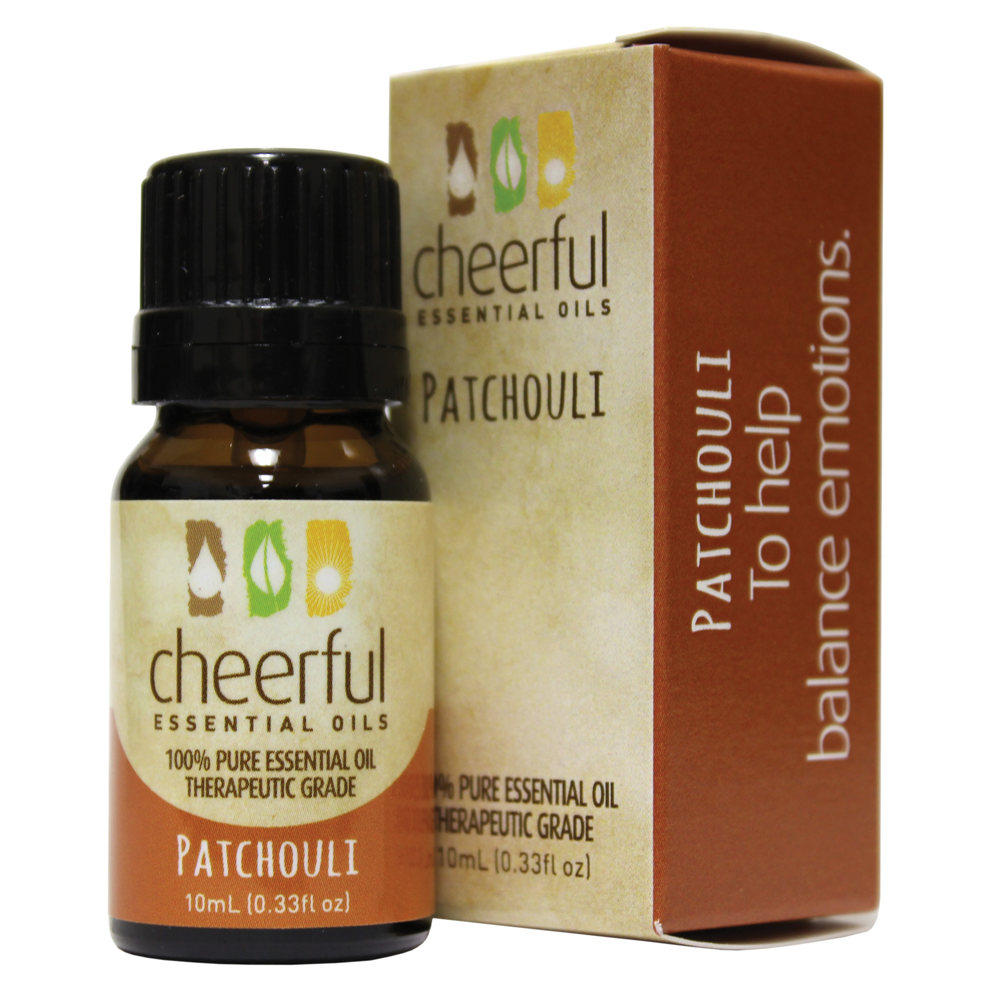 PATCHOULI ESSENTIAL OIL 10 ML UPC# 674623018287