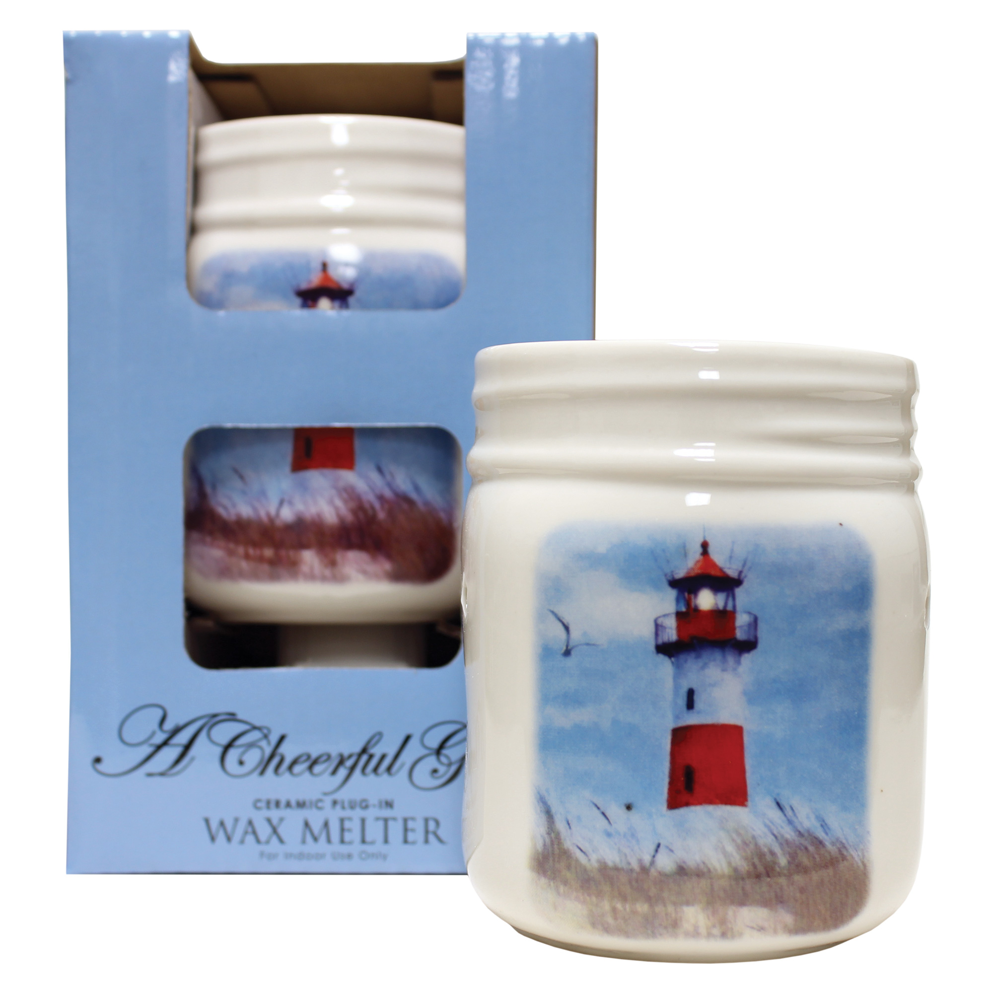 LIGHTHOUSE NIGHT LIGHT WAX MELTER