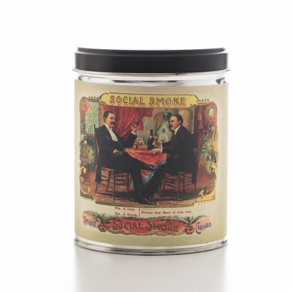 SMOKE ELIMINATOR TIN CANDLE 13 OZ UPC# 813542022092