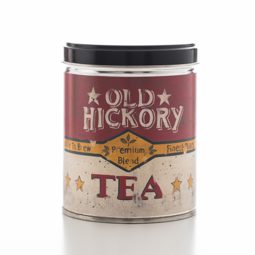 SWEET TEA TIN CANDLE 13 OZ UPC# 813542022054
