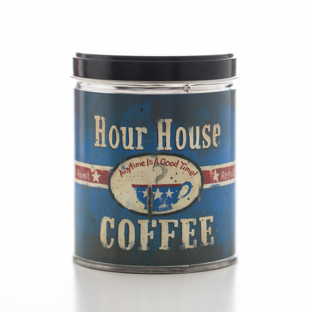 FRENCH VANILLA TIN CANDLE 13 OZ UPC# 813542022153