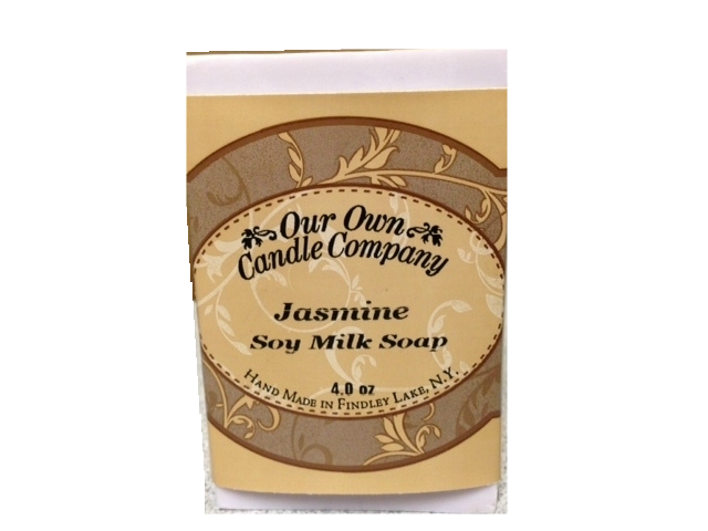 JASMINE SOY MILK SOAP 4 OZ UPC# 813542026045