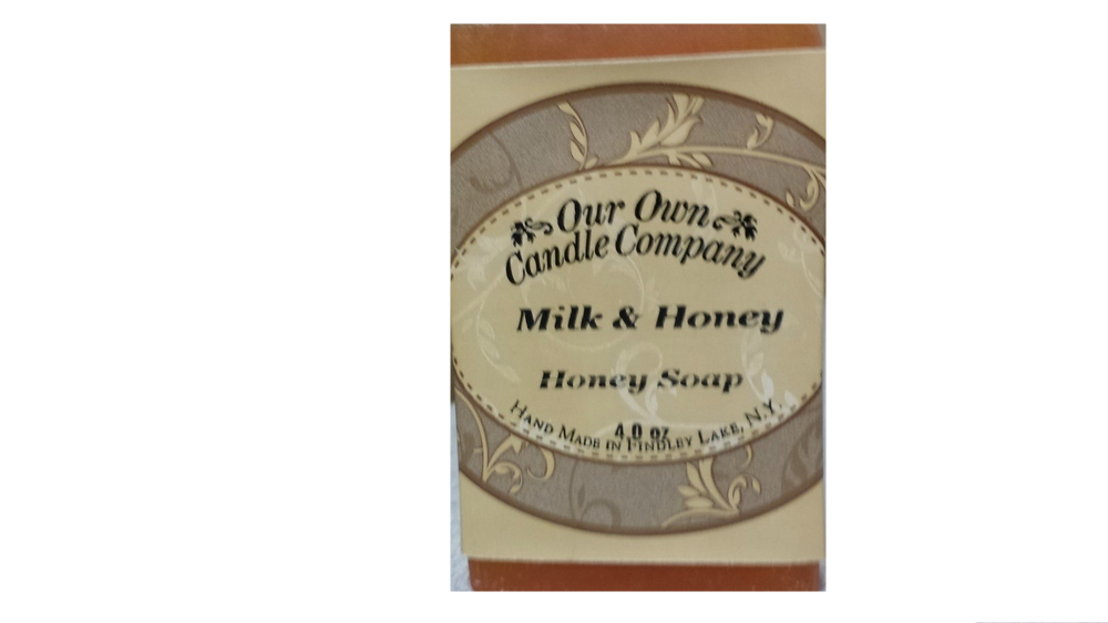 MILK & HONEY HONEY SOAP 4 OZ UPC# 813542026243