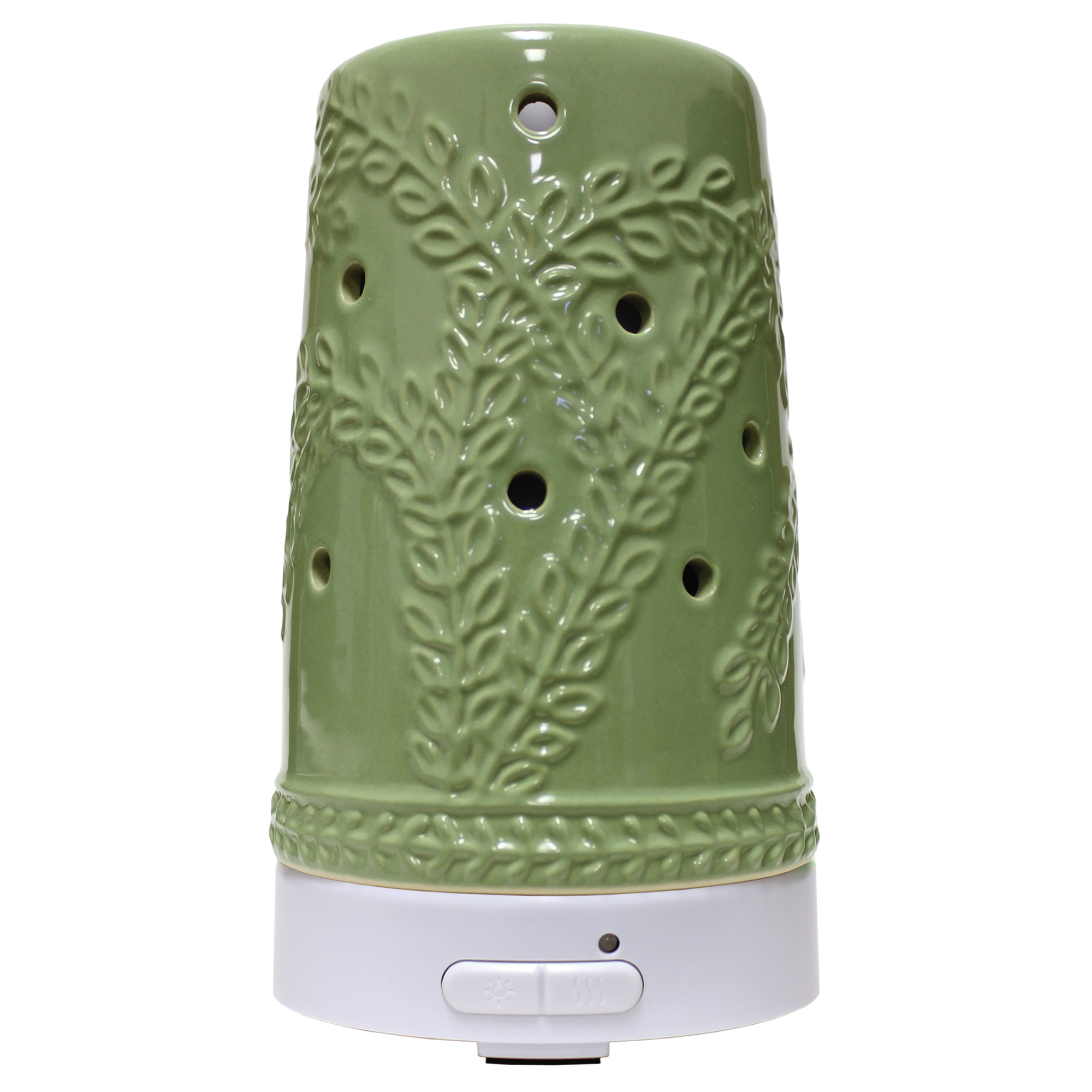WILLOWING FERN ULTRASONIC OIL DIFFUSERUPC# 674623018065