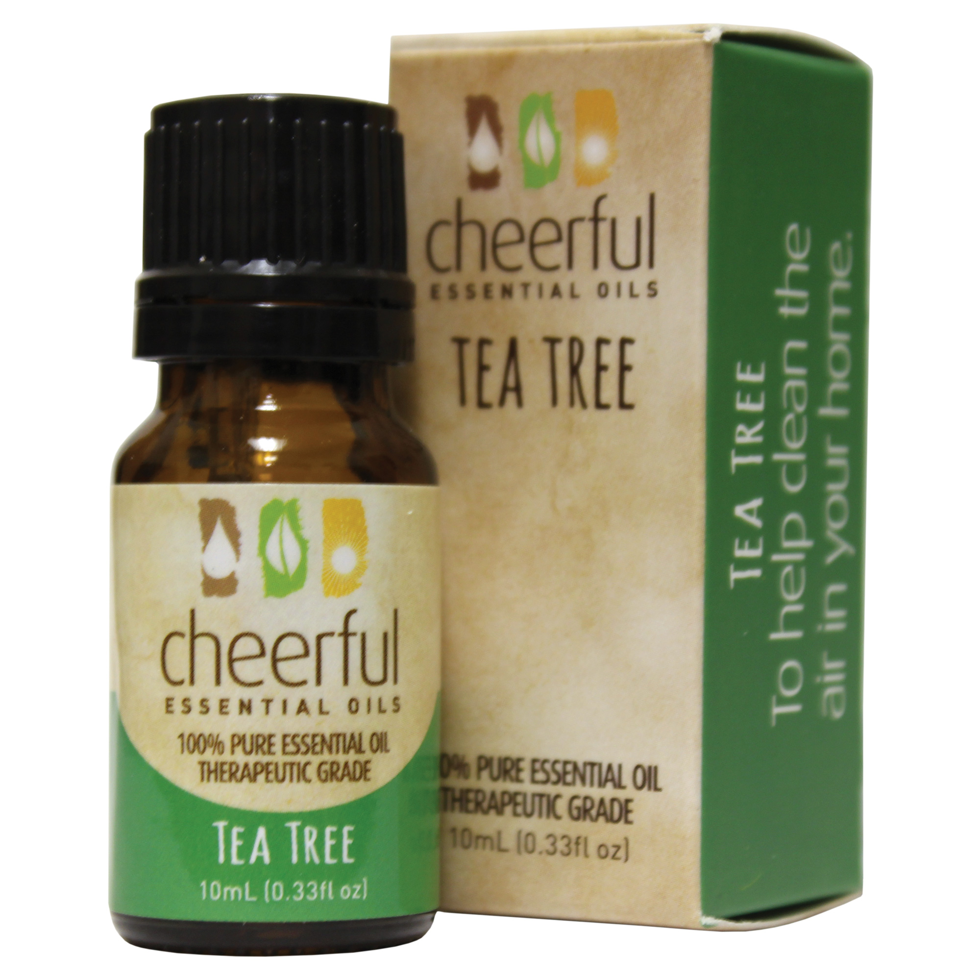 TEA TREE ESSENTIAL OIL 10 ML UPC# 674623018126