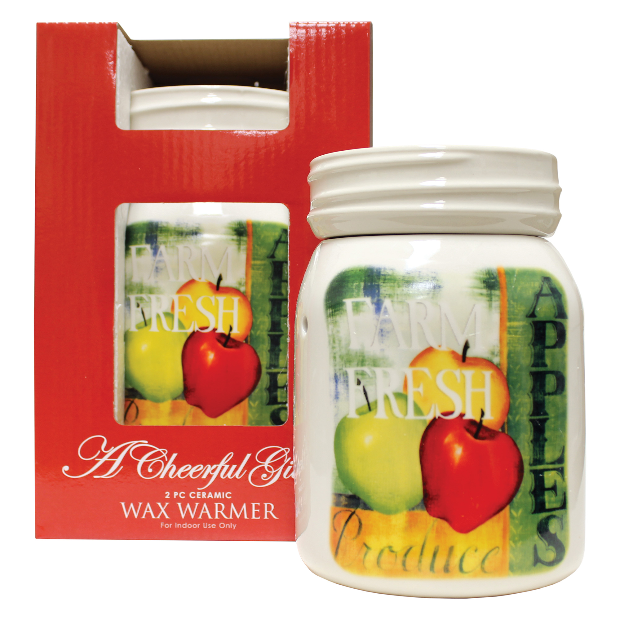 APPLE TABLE TOP ELECTRIC WAX MELTER