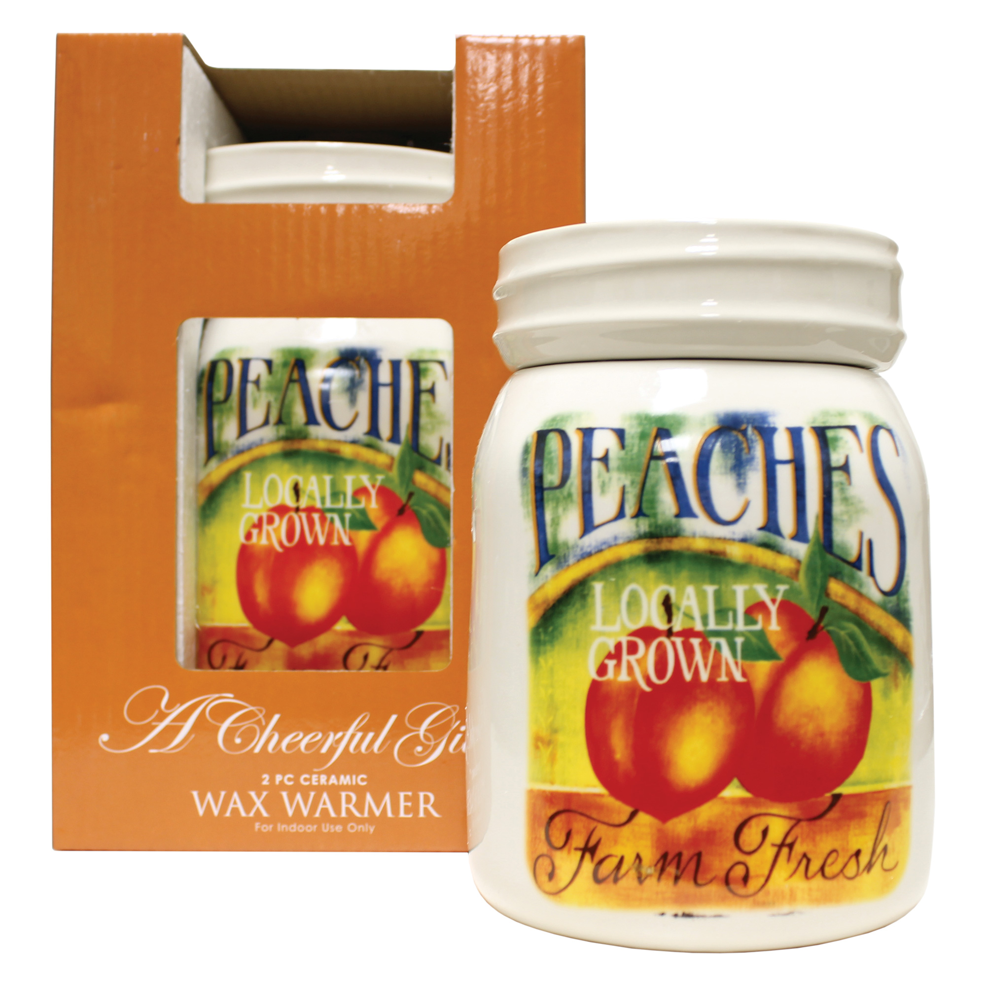 PEACHES TABLE TOP ELECTRIC WAX MELTER