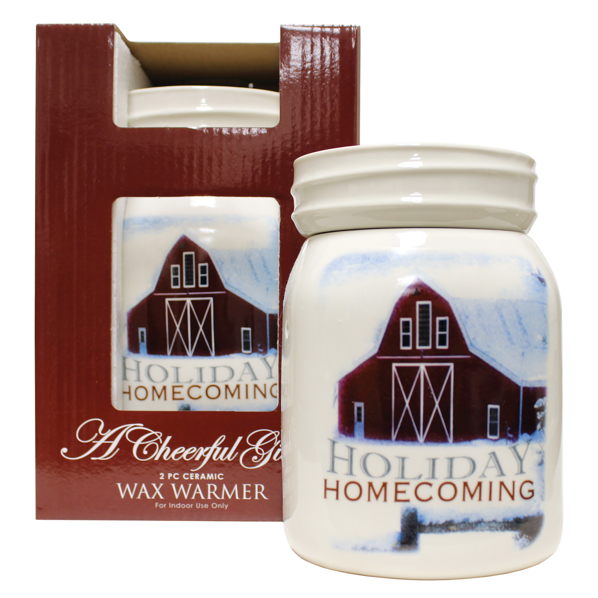 HOLIDAY HOMECOMING TABLE TOP ELECTRIC WAX MELTER
